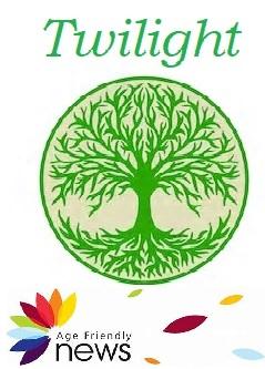 Twilight logo in green italics: Twilight Community Group CGL